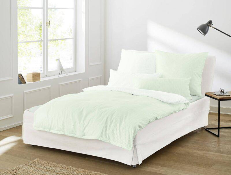 Irisette mint sengetøj